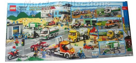 catalogue lego city