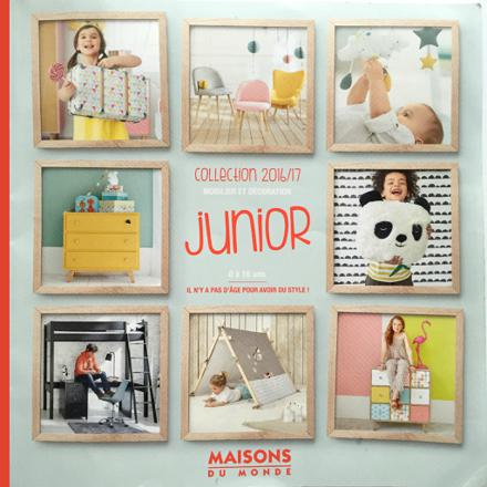 catalogue maison du monde junior