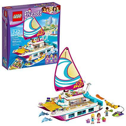 catamaran lego