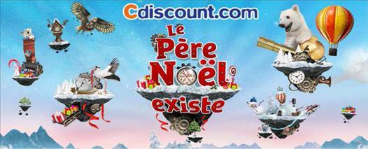 cdiscount noel