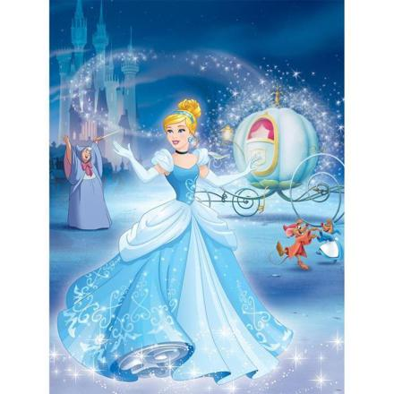 cendrillon et son carrosse