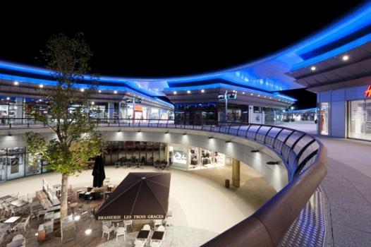 centre commercial régional odysseum