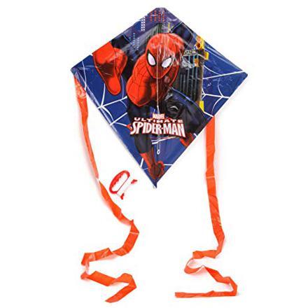 cerf volant spiderman