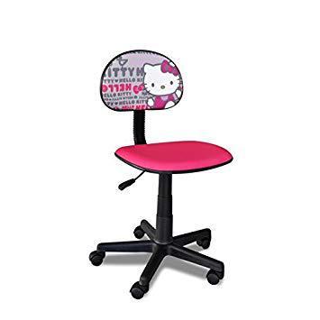 chaise de bureau hello kitty