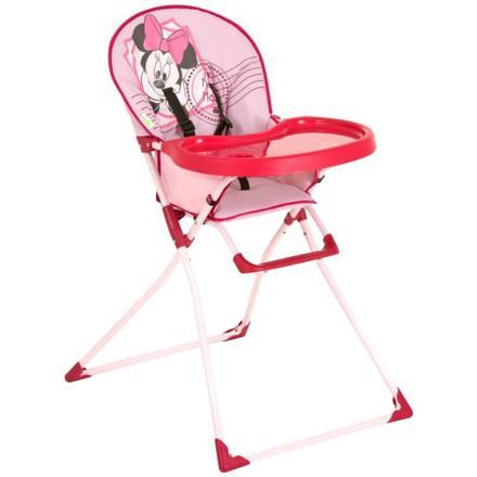 chaise haute minnie