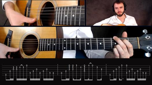 chanson guitare facile a jouer