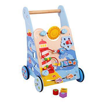 chariot de marche pour bébé