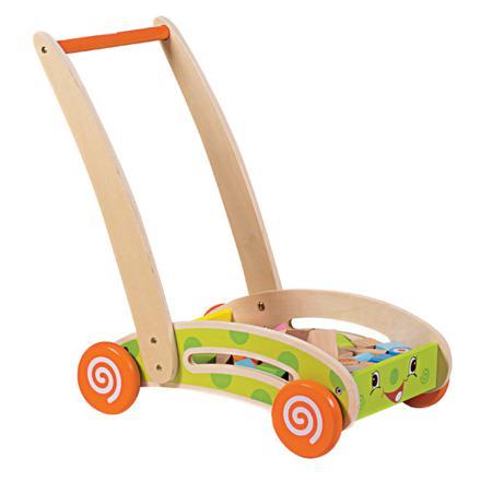 chariot jouet bois