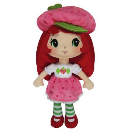 charlotte au fraise poupee