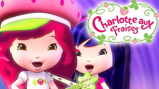 charlotte aux fraises musique