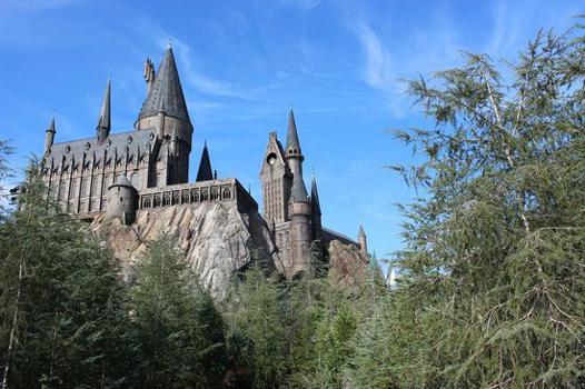 chateau de poudlard