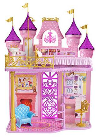 chateau de princesse jouet