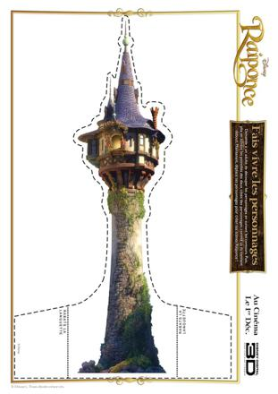 chateau de raiponce