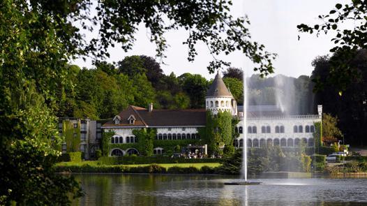 chateau du lac belgique