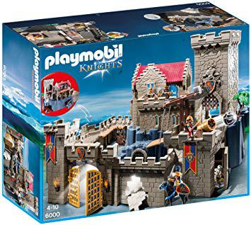 chateau fort playmobil 6000