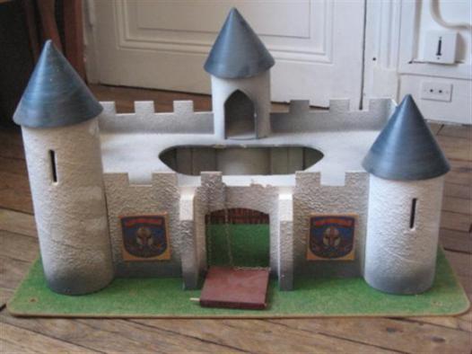 chateau fort pour enfant