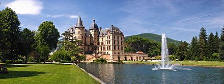 chateau near grenoble