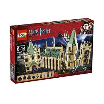 chateau poudlard lego