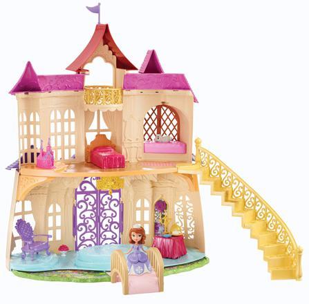 chateau princesse sofia
