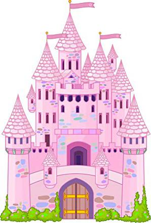 chateau princesse
