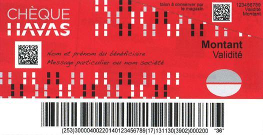 cheques havas
