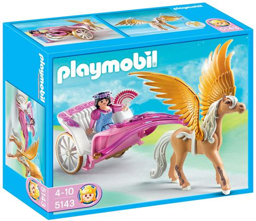 cheval ailé playmobil