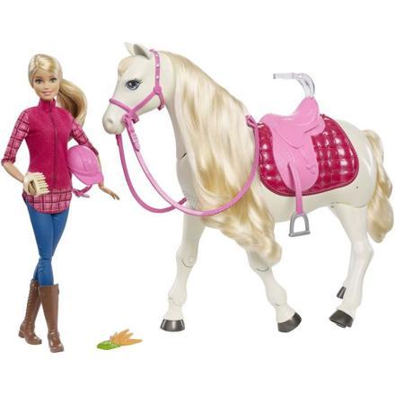cheval de barbie