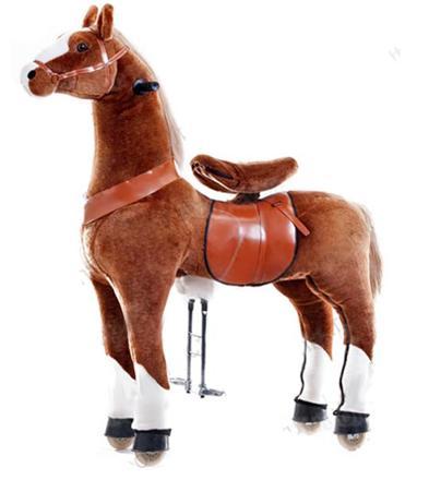 cheval electrique jouet