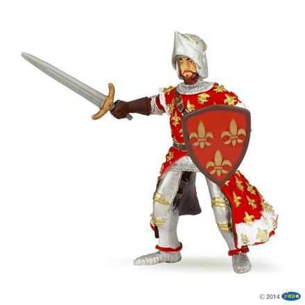 chevalier figurine