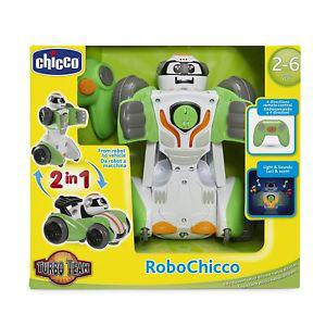 chicco robot transformable