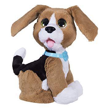 chien animé jouet