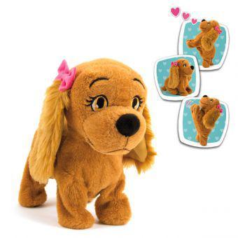 chien lucy jouet