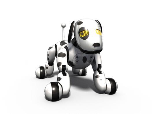 chien robot enfant