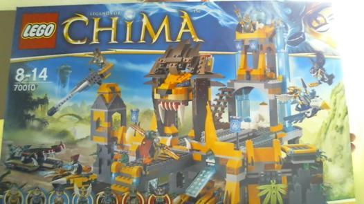 chima construction