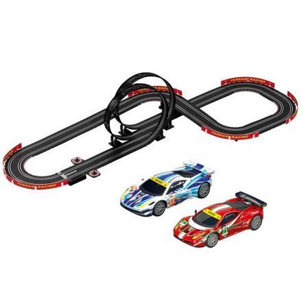 circuit de voiture electrique