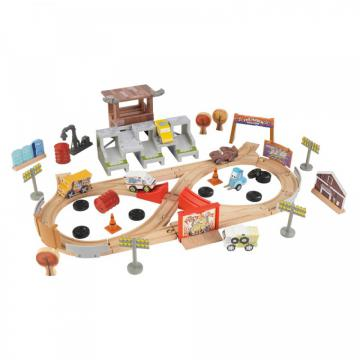circuit en bois cars