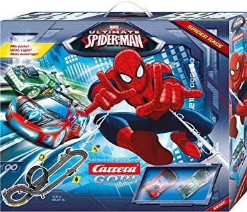 circuit spiderman carrera
