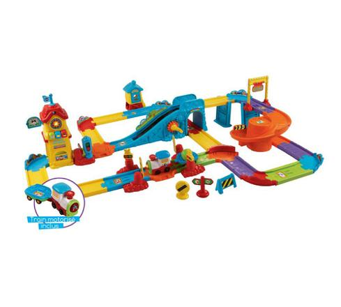 circuit tut tut bolide train