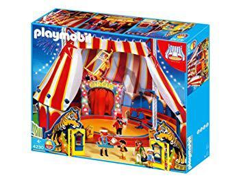cirque playmobil neuf