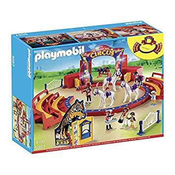 cirque playmobil