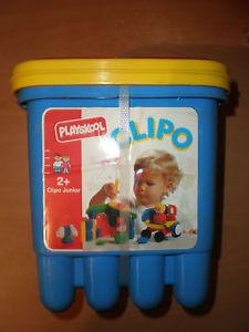 clipo playskool junior
