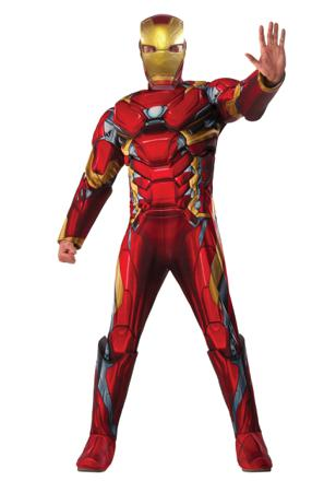 costume de iron man