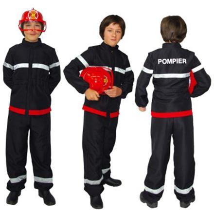 deguisement de pompier 5 ans