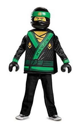 deguisement ninjago lloyd