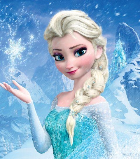 elsa de la reine des neiges