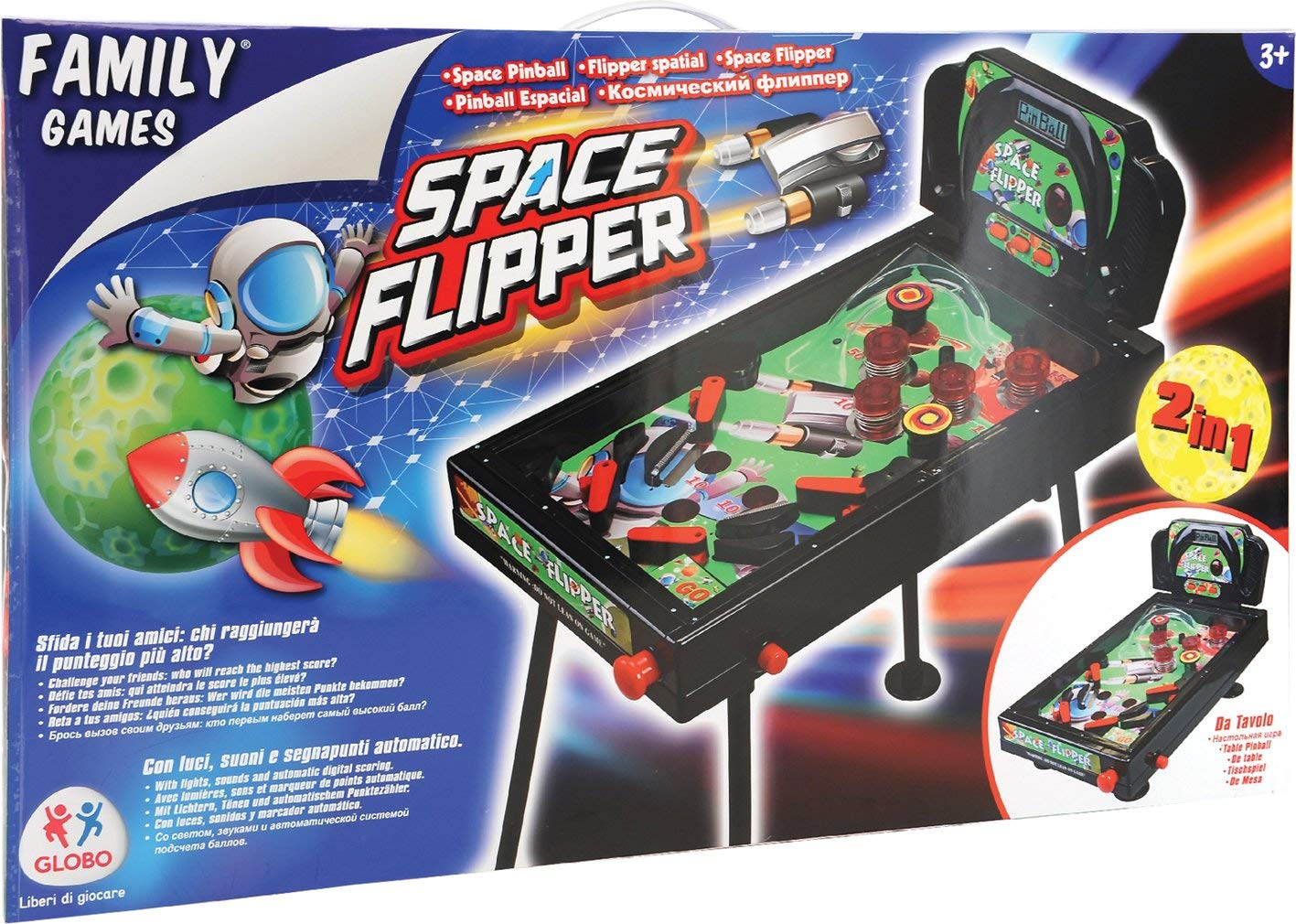 flipper space