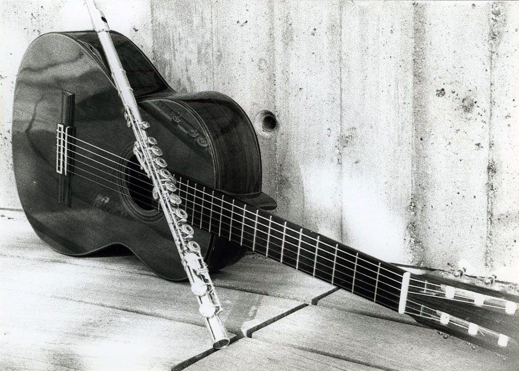 flute guitare