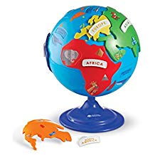 globe enfant
