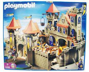 grand chateau royal playmobil