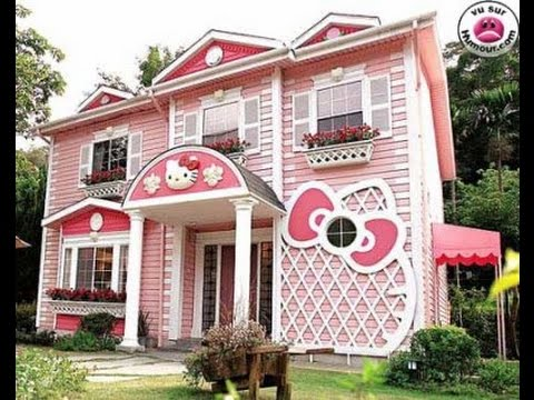 hello kitty maison